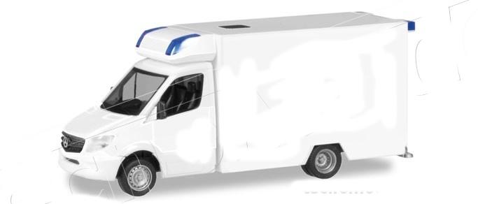 Herpa 013390 Minikit MB Sprinter '13 Fahrtec RTW