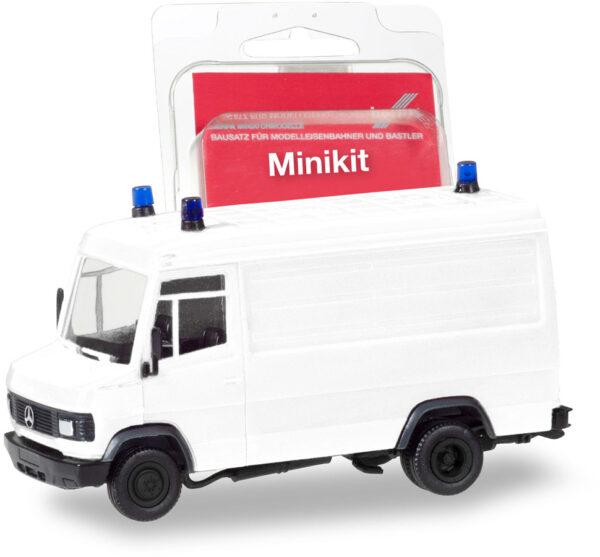 Herpa 013482 Minikit Merceds Benz T2