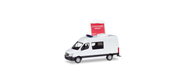Herpa 013543 Minikit Merceds Benz Sprinter '13