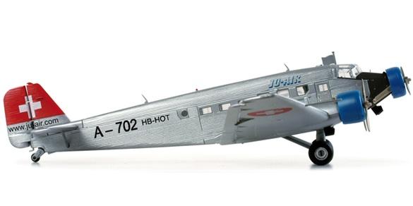 Herpa 019286 JU-AIR JUNKERS JU-52