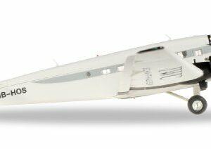 "Herpa 019309 Junker JU-52 /3m ""I W C"""
