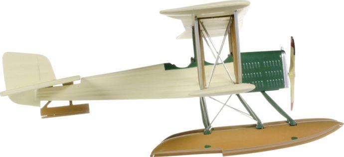 Herpa 019316 Boeing & Westervelt Model 1 (B&W) 1:87