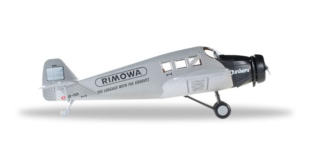 Herpa 019323 Rimowa Junkers F.13