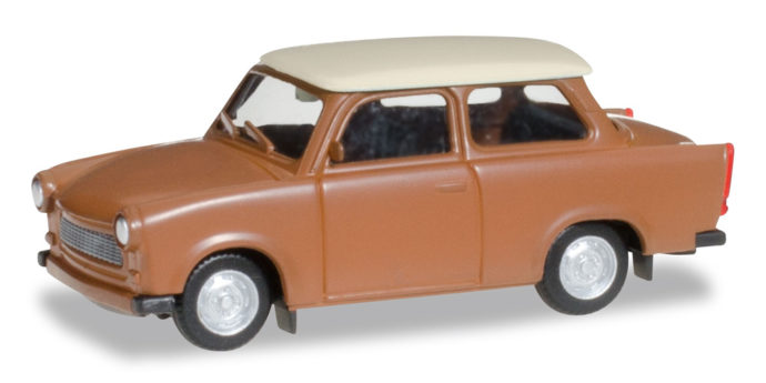 Herpa 020763-004 Trabant 601 Limousine