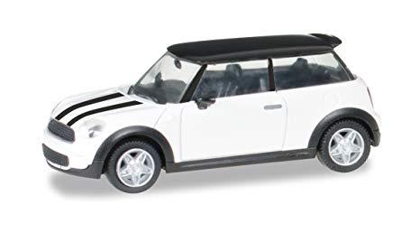 Herpa 023627-002 Mini Cooper S
