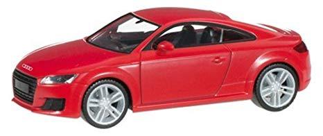 Herpa 028356 Audi TT Coupé standart