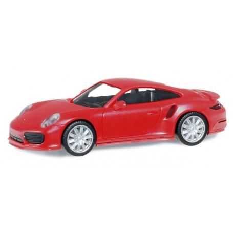Herpa 028615-002 Porsche 911 Turbo