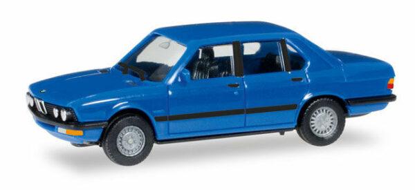 Herpa 028653 BMW 528 i (E28)