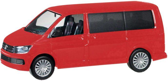 Herpa 028738-002 VW T6 MULTIVAN