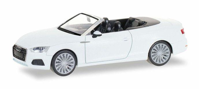 Herpa 028769 Audi A5 cabrio convertibile