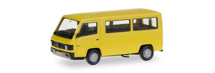 "Herpa 028806 Mercedes Benz 100 D Bus ""HerpaEdition"