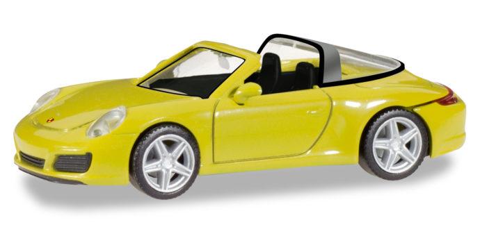 Herpa 028868 Porsche 911 Targa 4