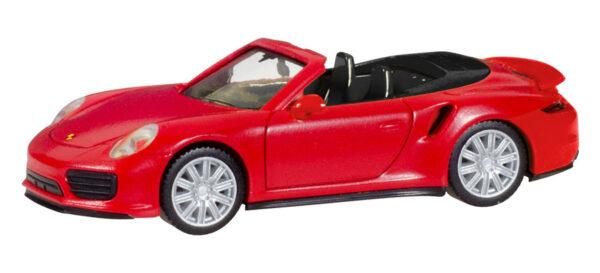 Herpa 028929 Porsche 911 Turbo Cabriolet