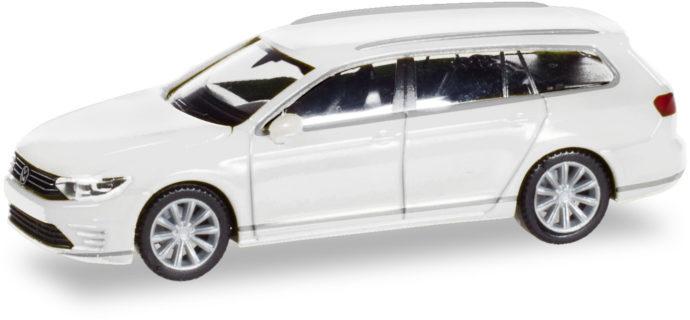 Herpa 028981 VW Passat Variant GTE E-Hybrid