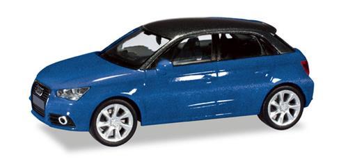 Herpa 034890 Audi A1 Sportback met.