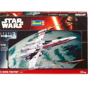 Revell 03601 X-wing Fighter