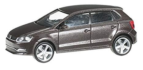 Herpa 038379 VW Polo 5 porte
