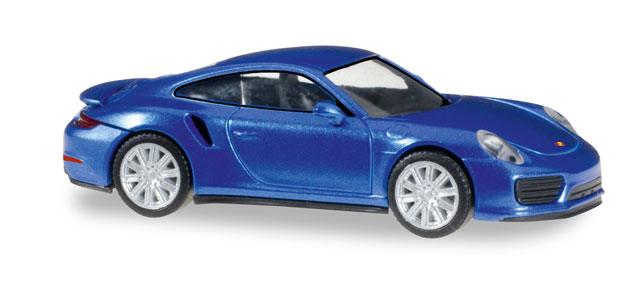 Herpa 038614 Porsche 911 Turbo
