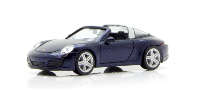 Herpa 038867 Porsche 911 Targa 4