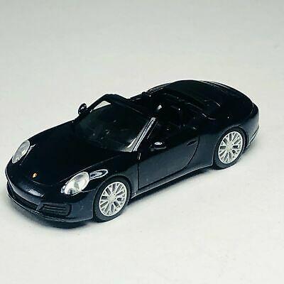 Herpa 038898 Porsche 911 Carrera 4S Cabrio