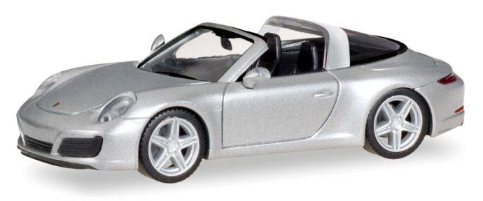 Herpa 038904 Porsche 911 Targa 4S Cabrio