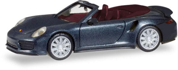 Herpa 038928 Porsche 911 Turbo Cabriolet