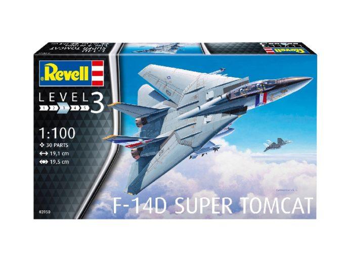 Revell 03950 F-14D SUPER TOMCAT
