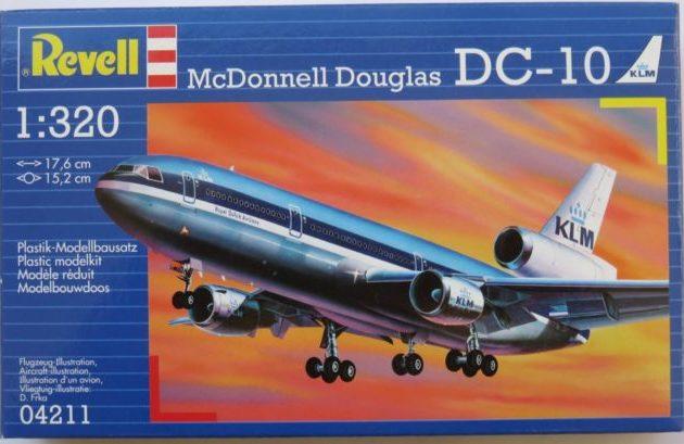 Revell 04211 McDonnell Douglas DC-10