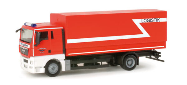"""Herpa 048279 MAN TGX """"FW Koln/logistica"""""""
