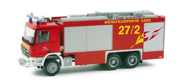 """Herpa 048705 MB ACTROS M02 """"EADS"""""""