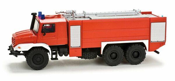 Herpa 049153 MB Zetros 6x6 Feuerwehr