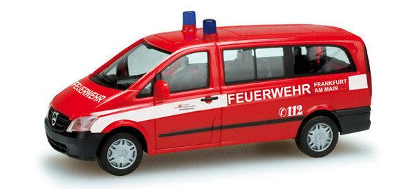 Herpa 049399 Mercedes-Benz Vito 2010 bus