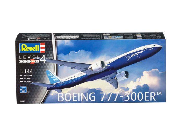 Revell 04945 Boeing 777-300ER