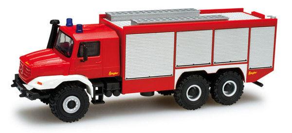 Herpa 049498 Mercedes-Benz. pompieri