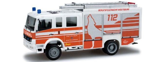 Herpa 049573 Mercedes Benz Atego 04 HLF 20/16