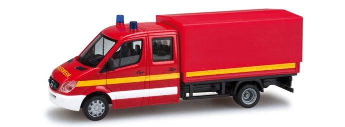 Herpa 049597 Mercedes Benz Sprinter 06