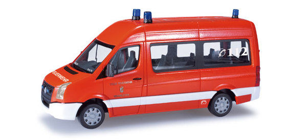 Herpa 049726 VW Crafter Bus