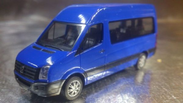 Herpa 049948-002 VW Crafter 2011 Bus HD