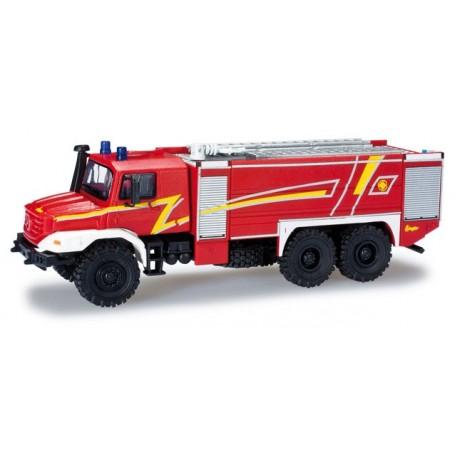 Herpa 049986 Mercedes Benz Zetros pompiere