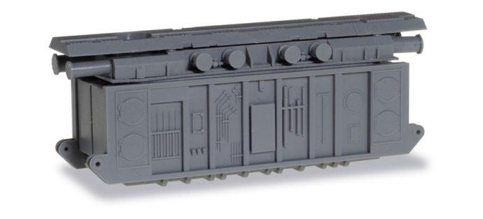 Herpa 054010 Trasformatore per carico