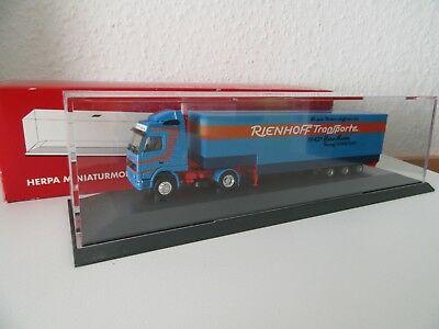 Herpa 055079 VETRINA per grossi camion