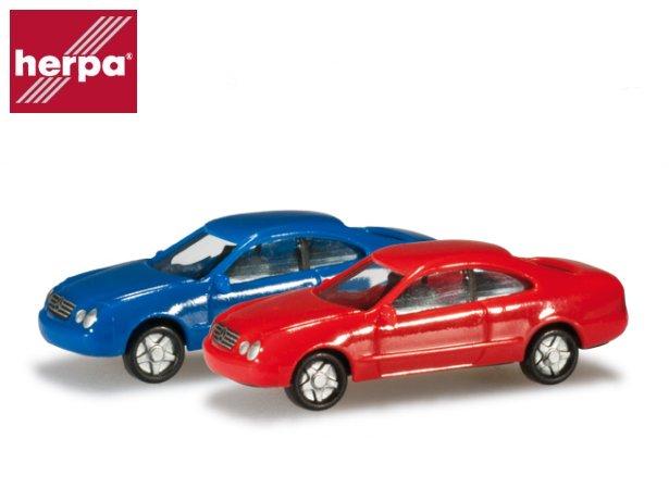 Herpa 065146-002 Mercedes Benz CLK