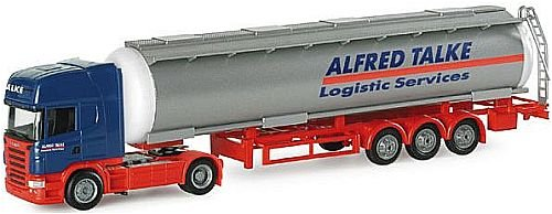 "Herpa 065542 SCANIA R TL ""TALKE"""