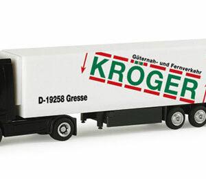 "Herpa 065566 MB ACTROS LH ""KROGER FRUCHTLO"