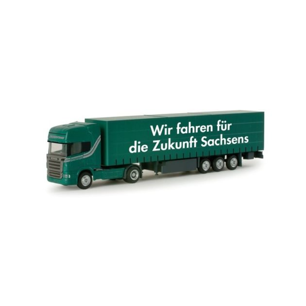 "Herpa 065627 Scania R ""Sachsentrans"""