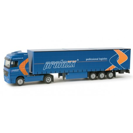 """Herpa 065672 MB Actros LH """"Proloxx"""""""