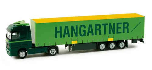 "Herpa 065818 MB ACTROS ""HANGARTNER"""