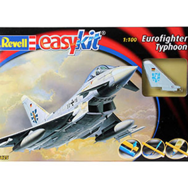 Revell 06625 Eurofighter Typhoon easykit