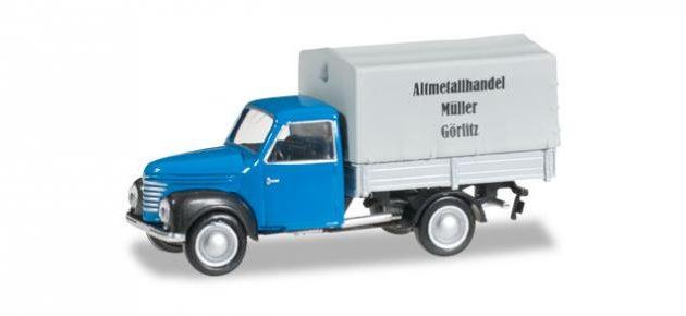 "Herpa 066280 Framo 901/2 ""Altemetallhandel Muller"""