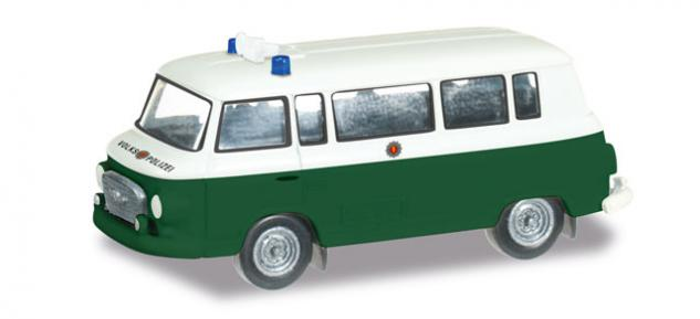Herpa 066303 Barkas B 1000 polizei